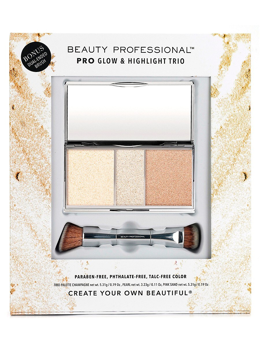 ™ Pro Glow & Highlight Trio Palette
