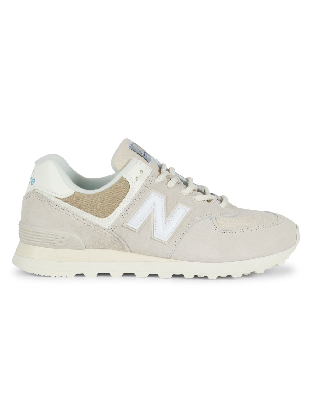 New Balance Suede & Textile Sneakers