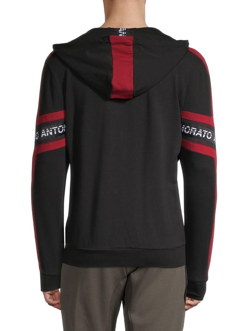Antony Morato Zip-Front Hoodie