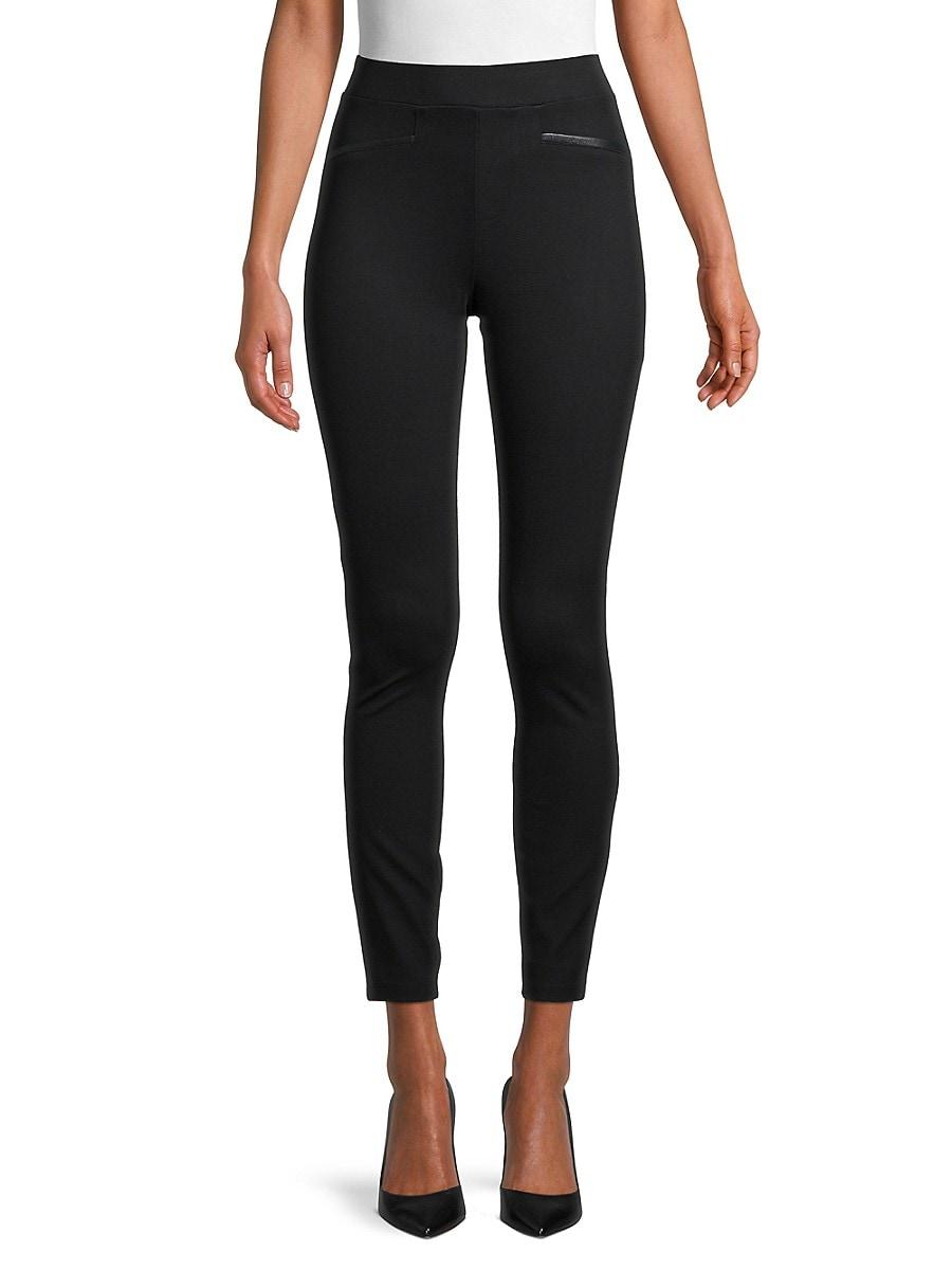 Women's Ponte Solid Pants