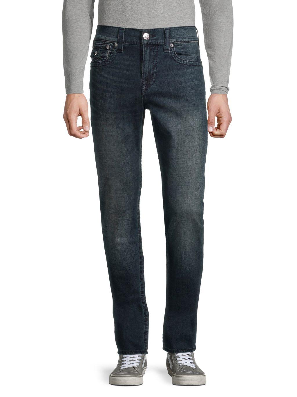 True Religion Geno Slim-Fit Jeans