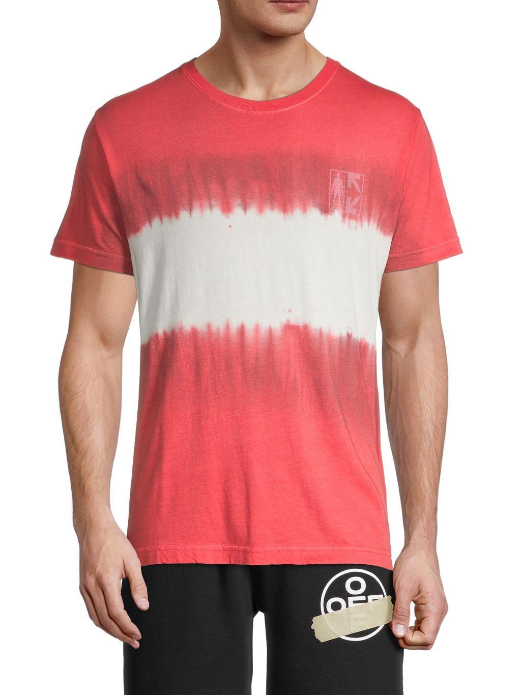 Off-White Dip Dye T-Shirt
