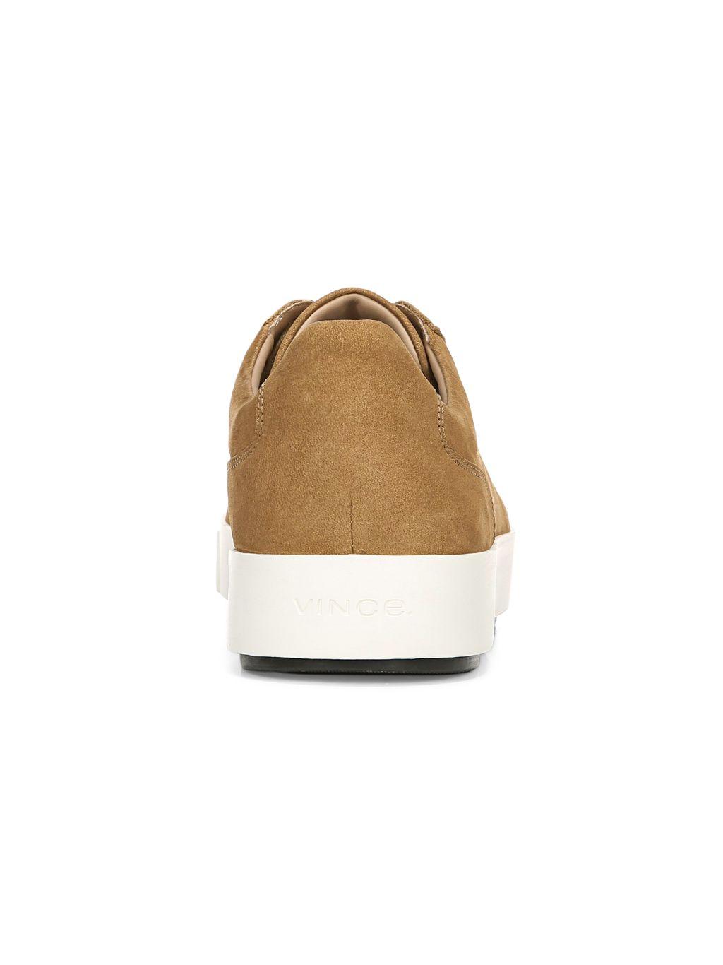 Vince Lamont Waterproof Low-Top Leather Sneakers