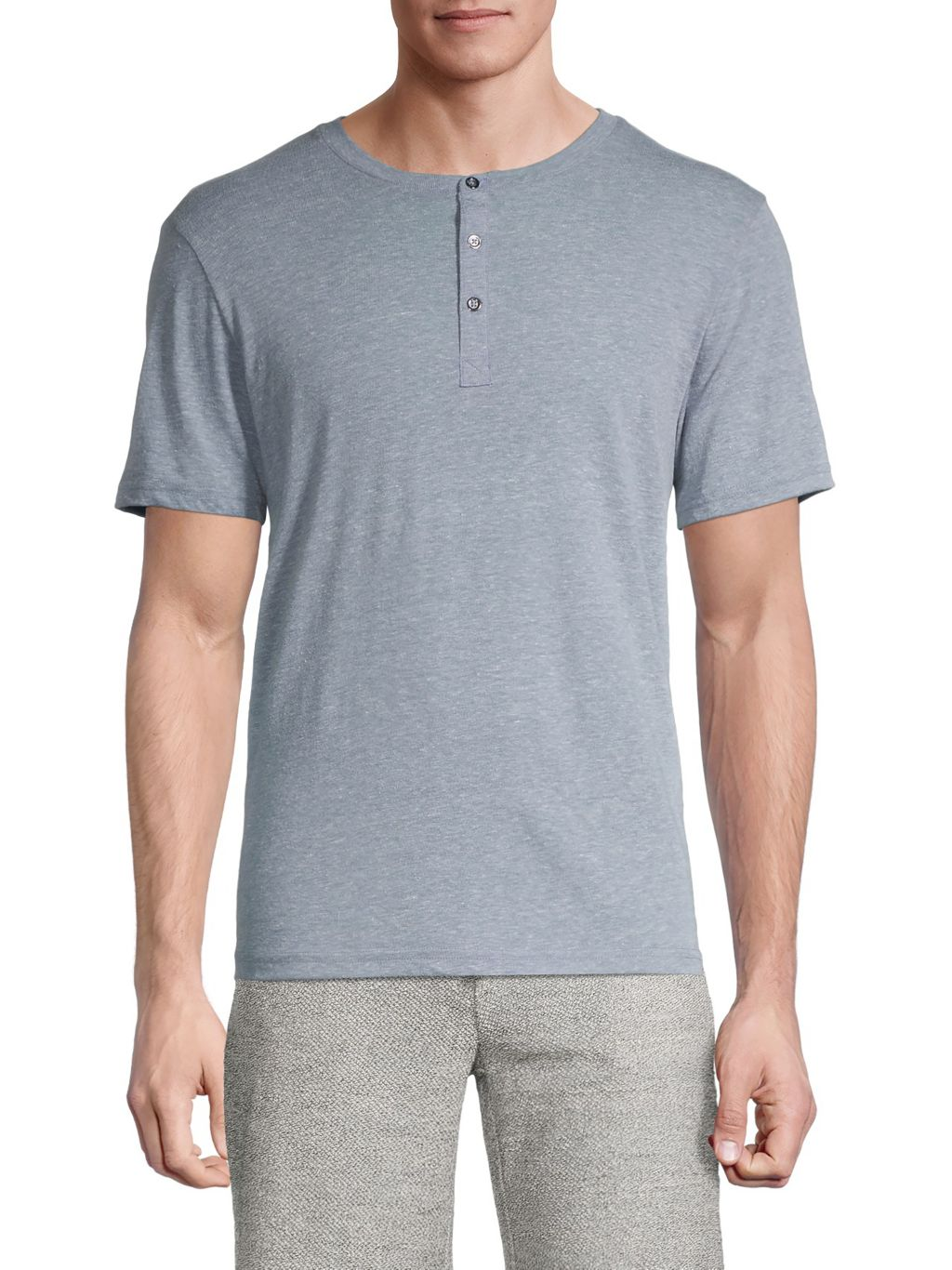 Threads 4 Thought Short-Sleeve Henley
