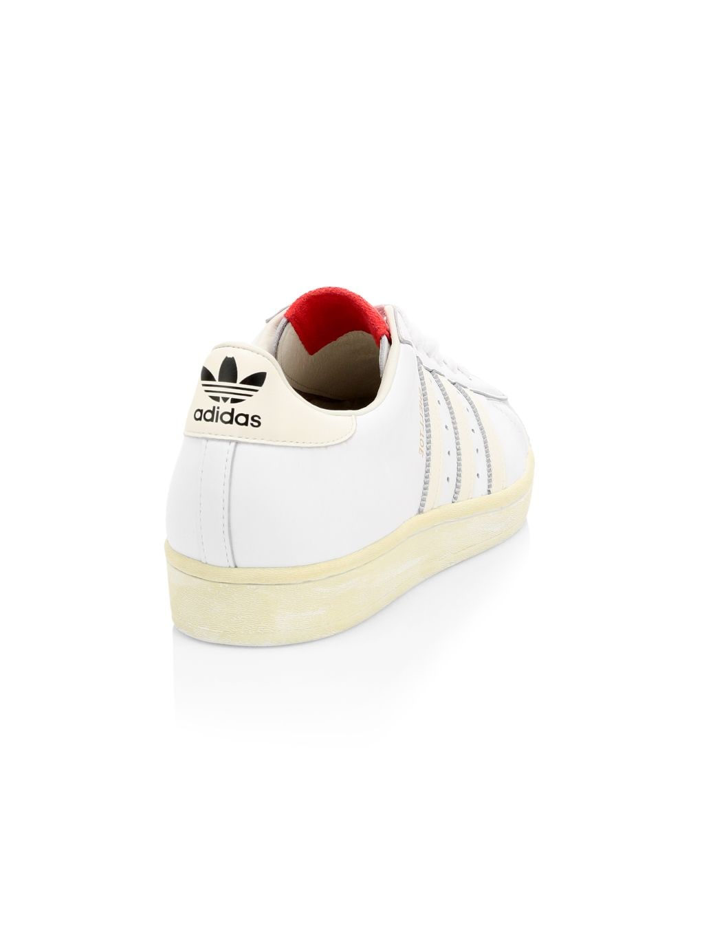 Adidas Shell-Toe Leather Sneakers