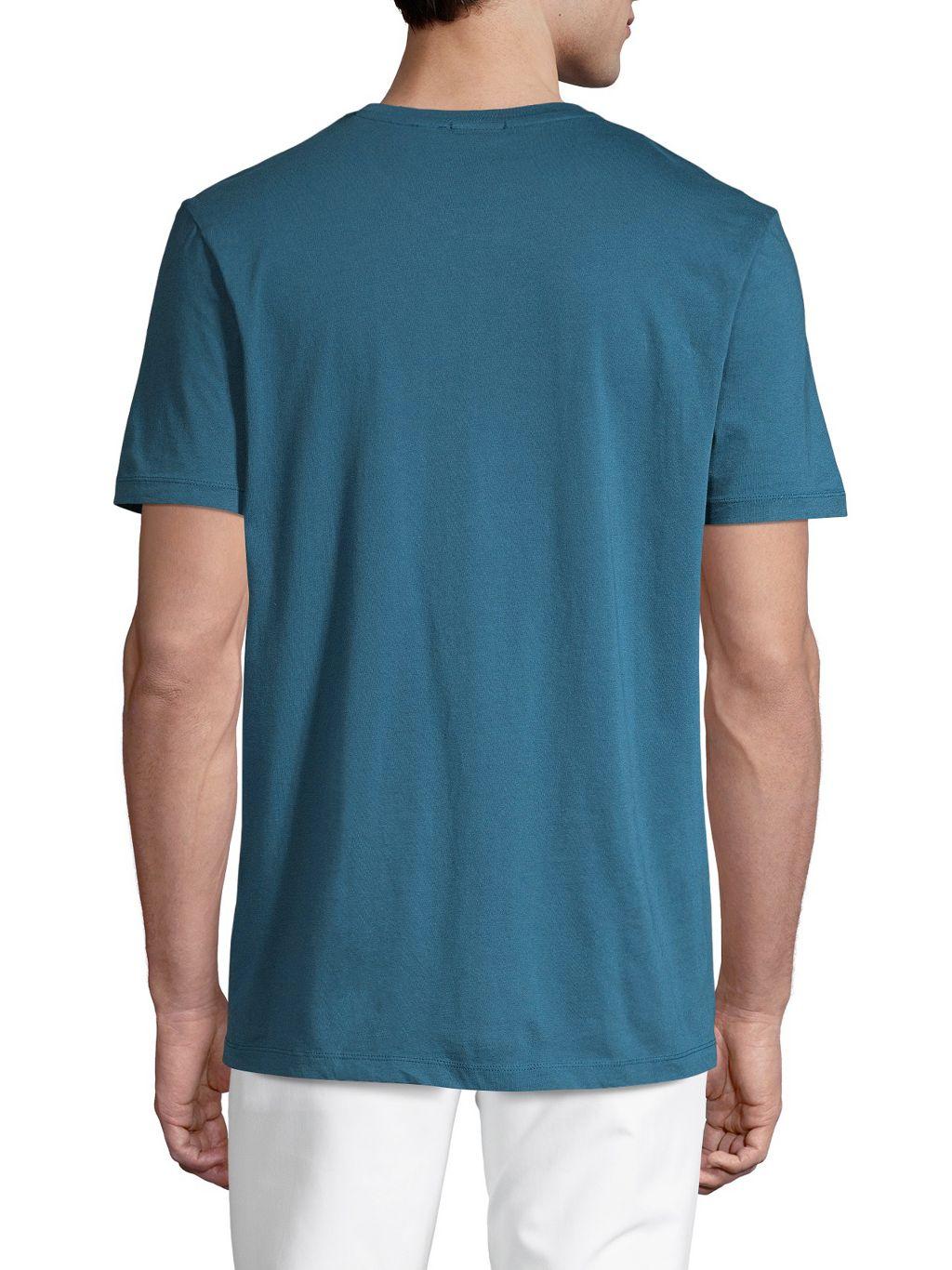 BOSS Tiburt Printed T-Shirt