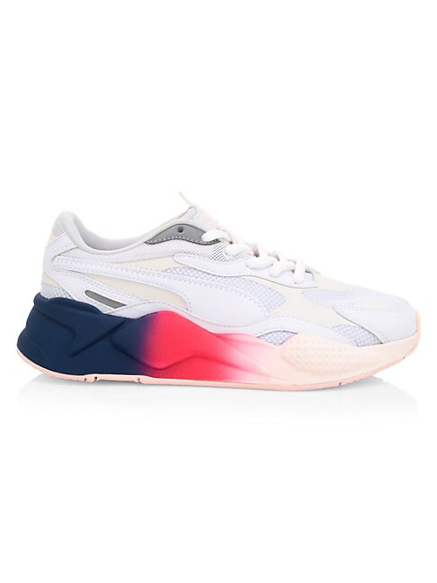 Puma RS-X³ OMBRÉ MESH SNEAKERS