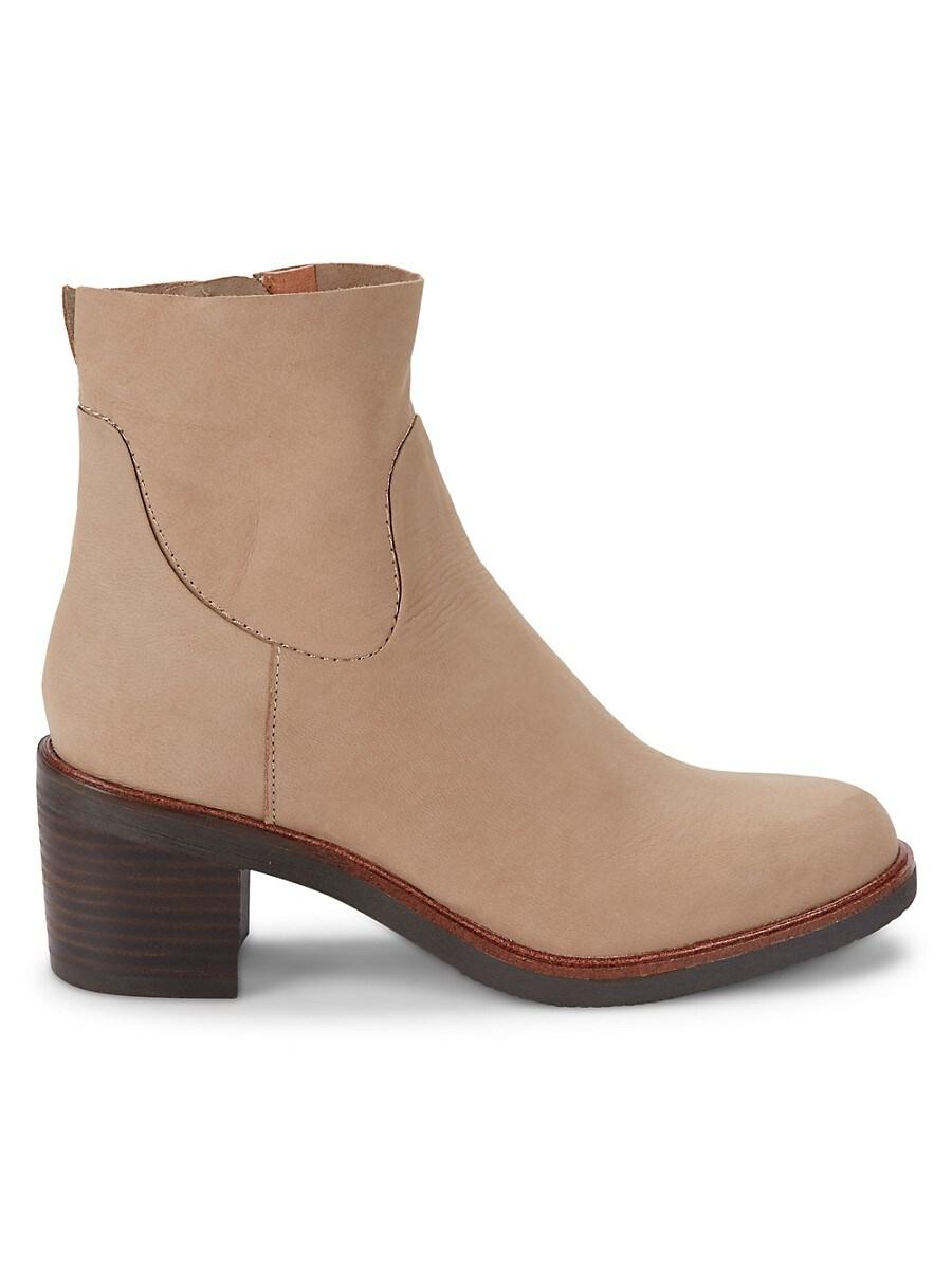 Women's Leighton Leather Booties