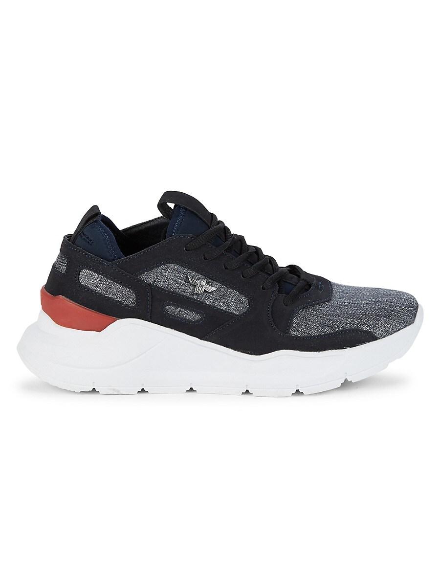 Men's Carrara Navy Sneakers