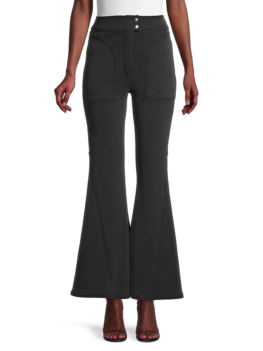 Women's 2-Pocket Bootcut Pants
