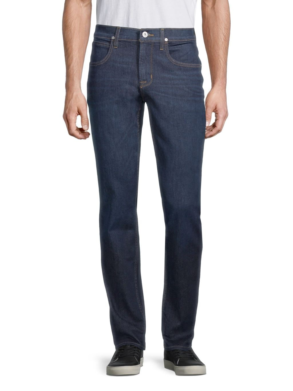 Hudson Straight-Fit Jeans