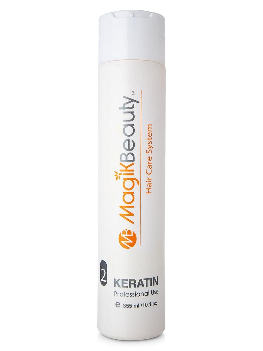 Women's Hair Care System Step 2 Keratin Straightening Treatment
