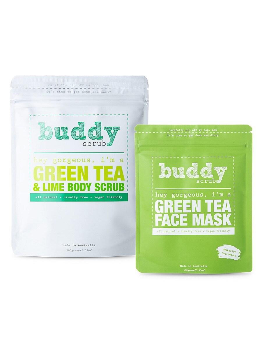 Women's Green Tea Ultimate Self-Care Pack