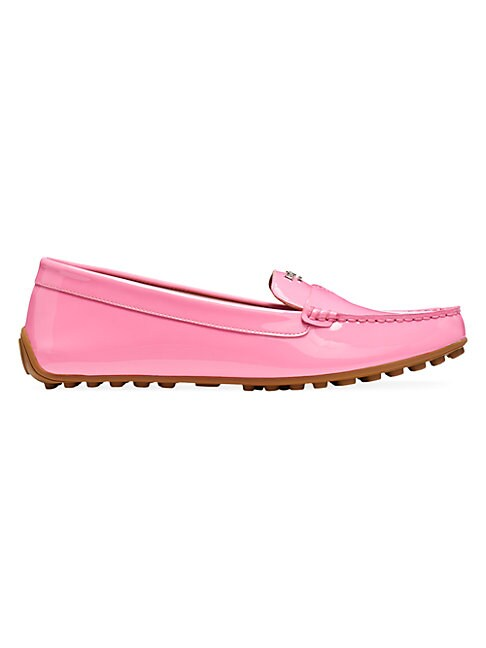 Kate Spade DECK PATENT LEATHER LOAFERS
