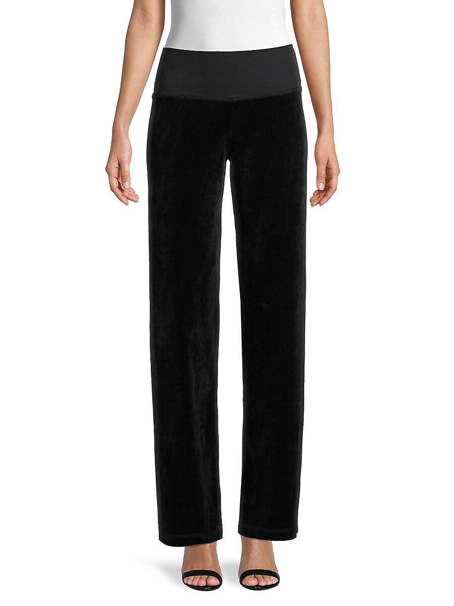 Women's Cotton-Blend Pants