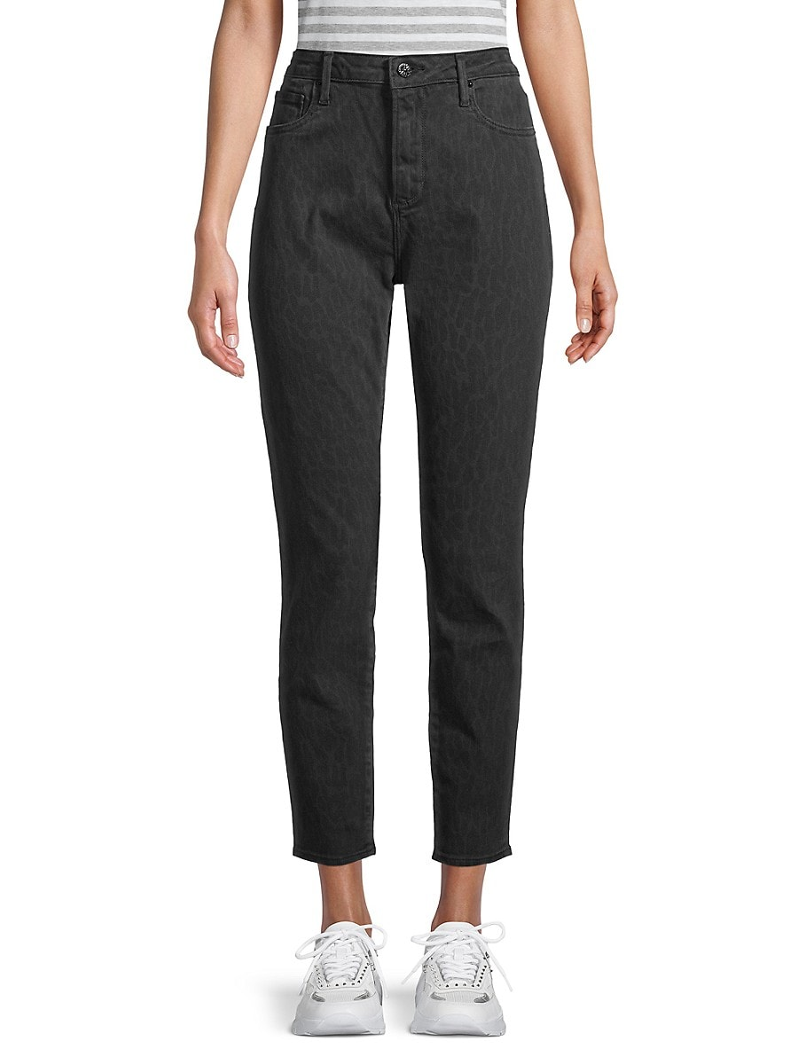 Women's High-Rise Jeans