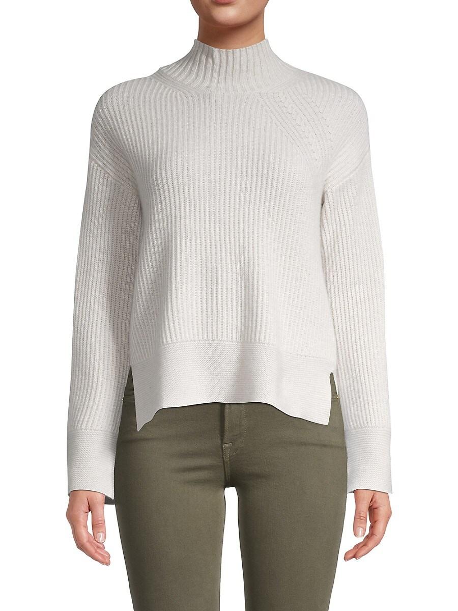 Women's Sara Cashmere Turtleneck Sweater