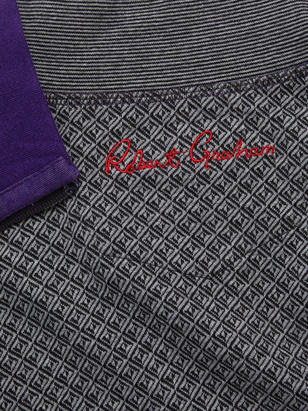 Robert Graham Mulhare Reversible Zip-Up Jacket