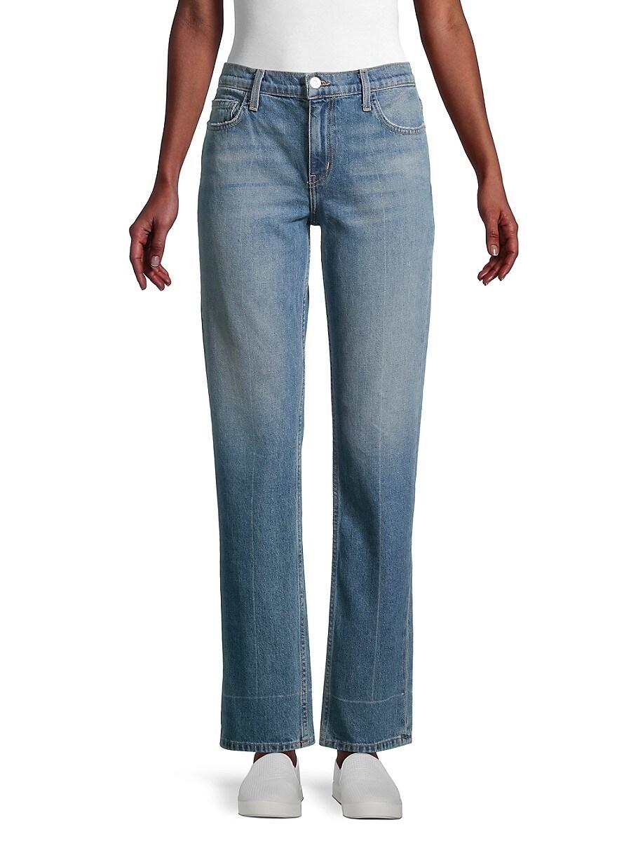 Current/Elliott Women's High-Waist Jeans