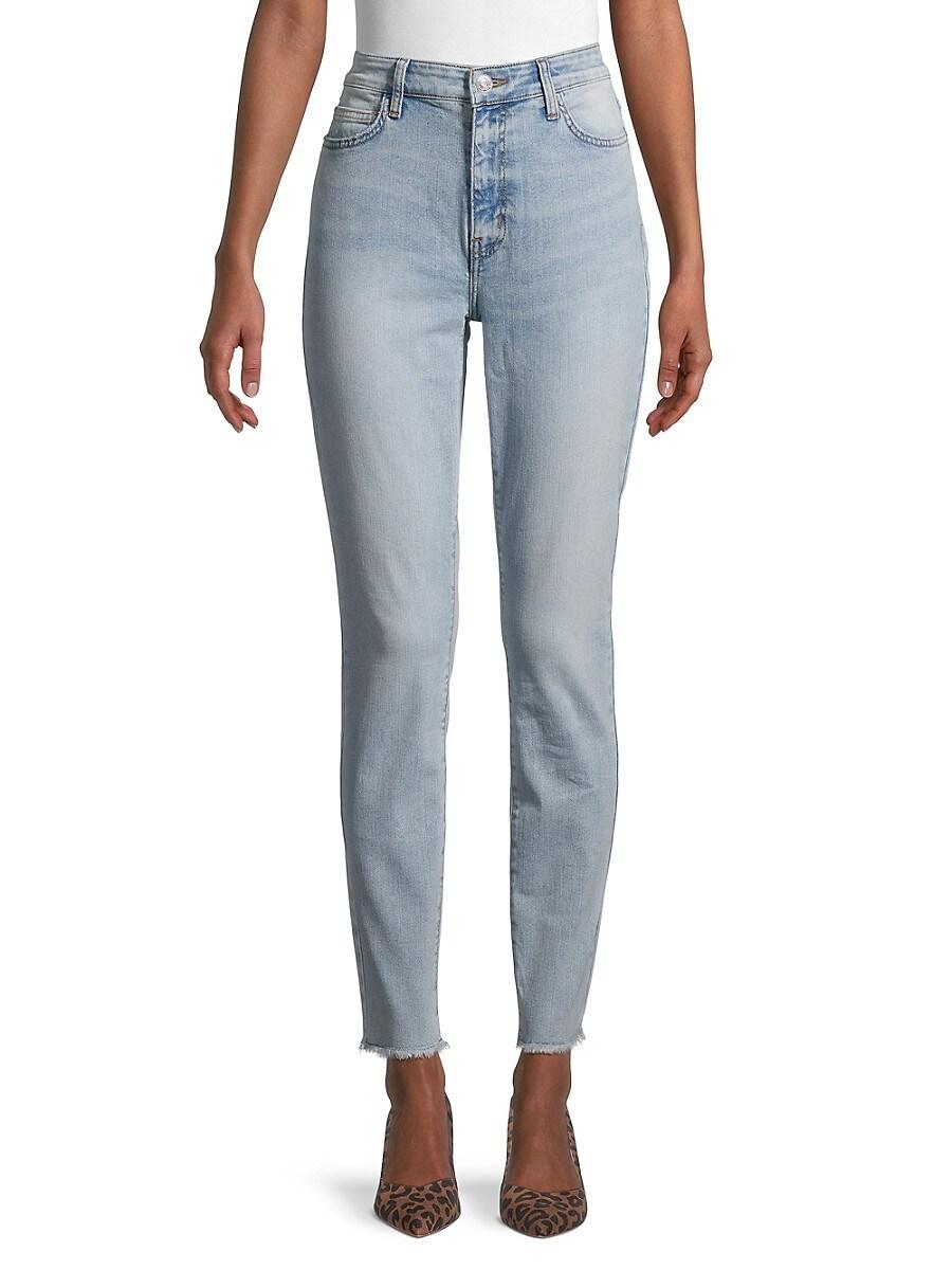 Current/Elliott Women's High-Rise Original Fit Jeans