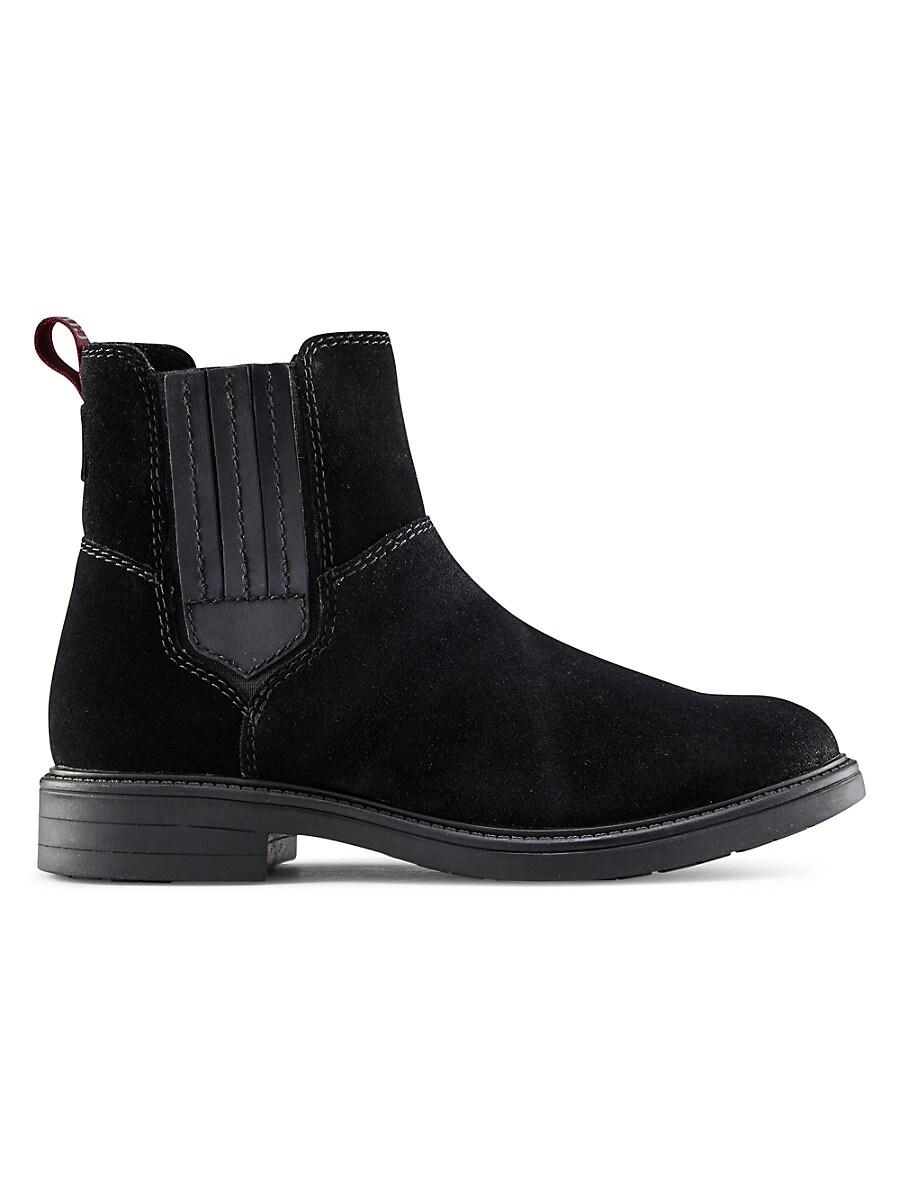 Women's Helena-S Suede Chelsea Boots