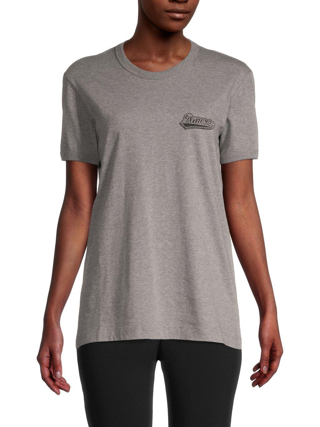 Dolce & Gabbana Amore Graphic T-Shirt
