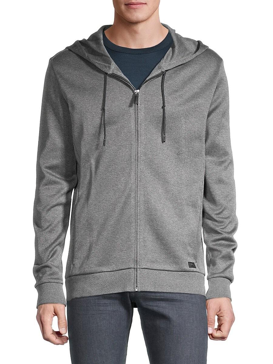 Men's Hooded Cotton Jacket