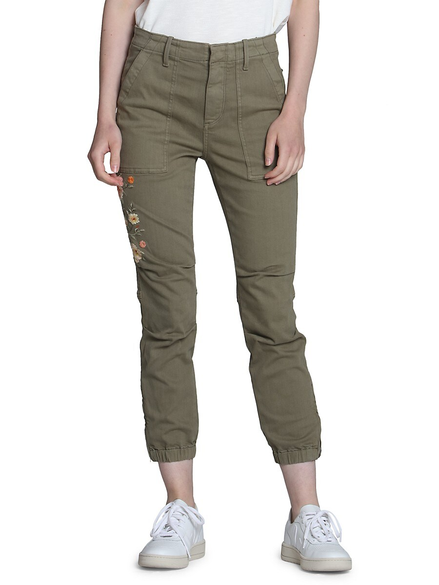 Women's Norah Cotton-Blend Pants