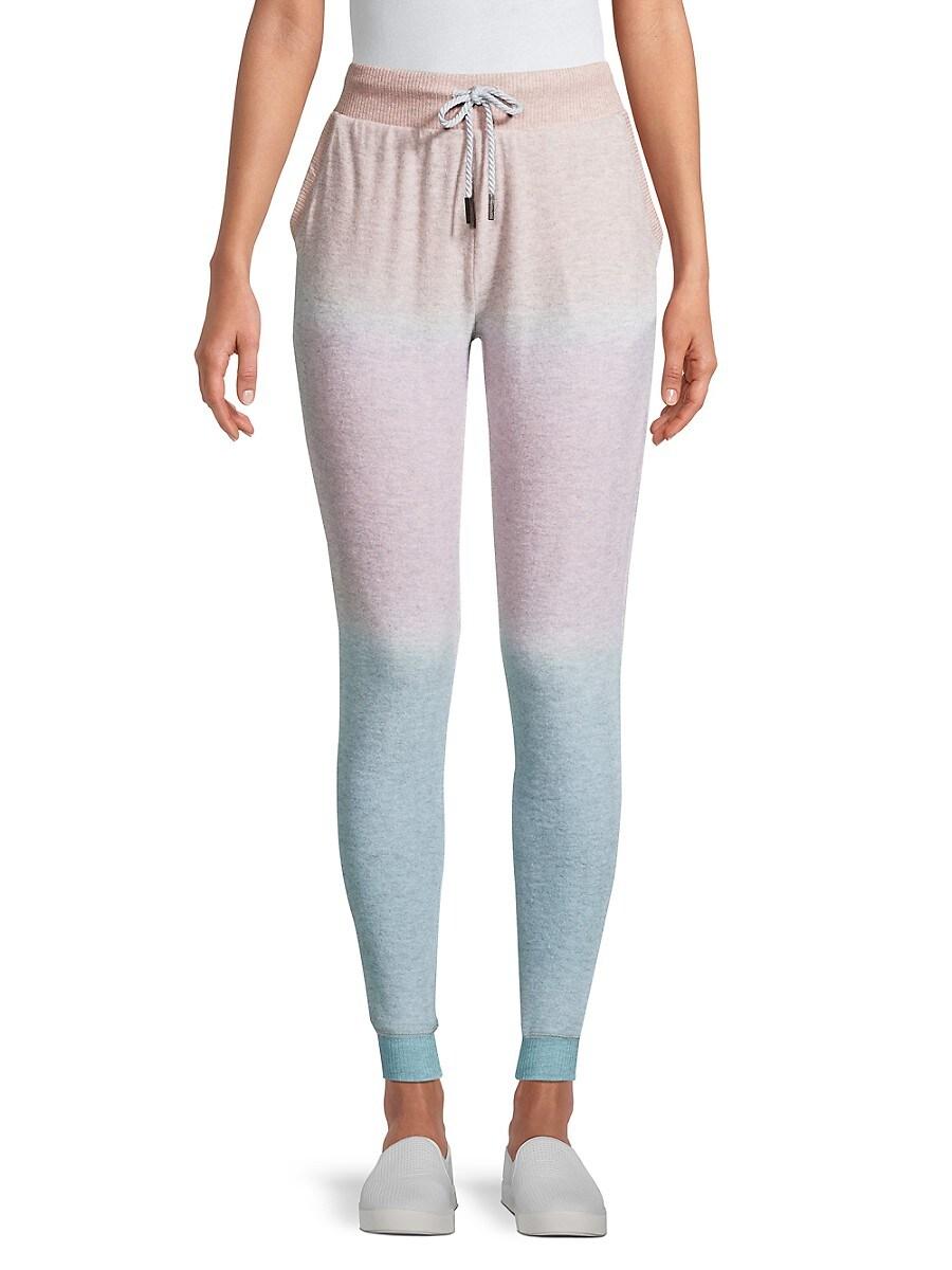 Women's Ombré Jogger Pants