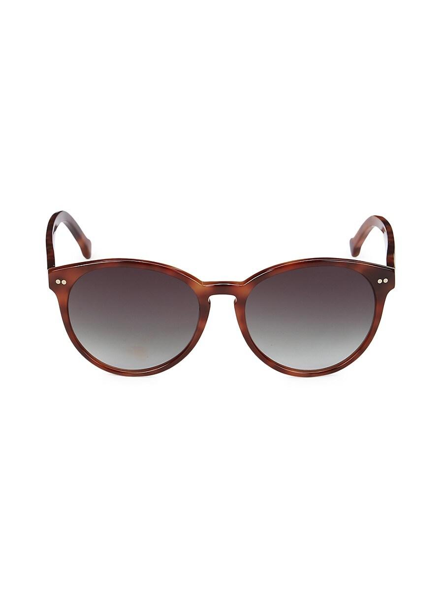 Women's 56MM Cat Eye Sunglasses