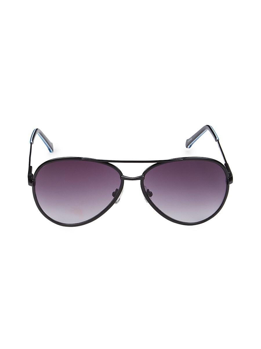 Women's 58MM Aviator Sunglasses