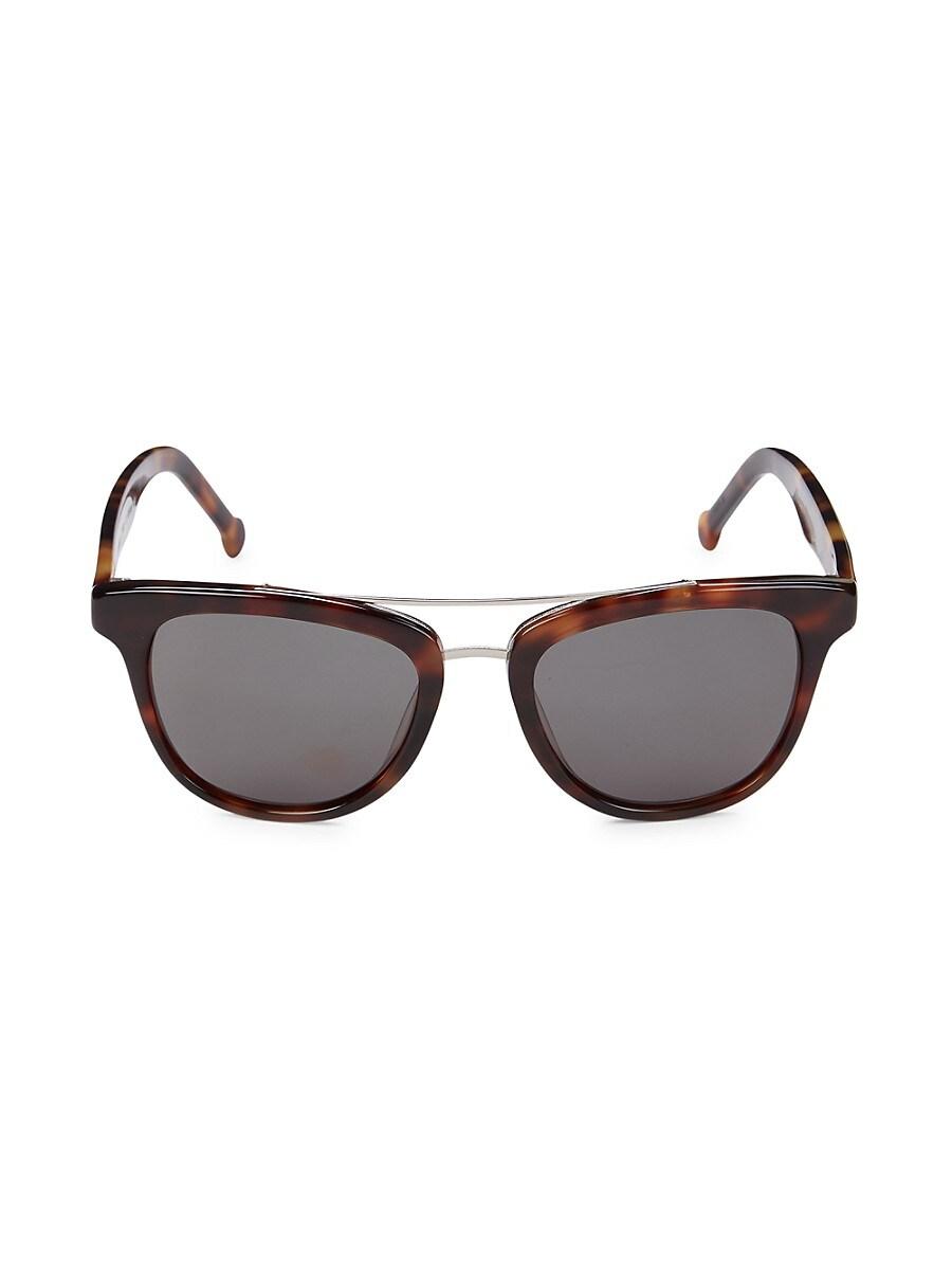 Women's 51MM Square Sunglasses
