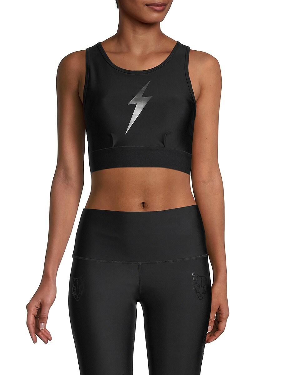 Women's Bolt Crisscross Sports Bra