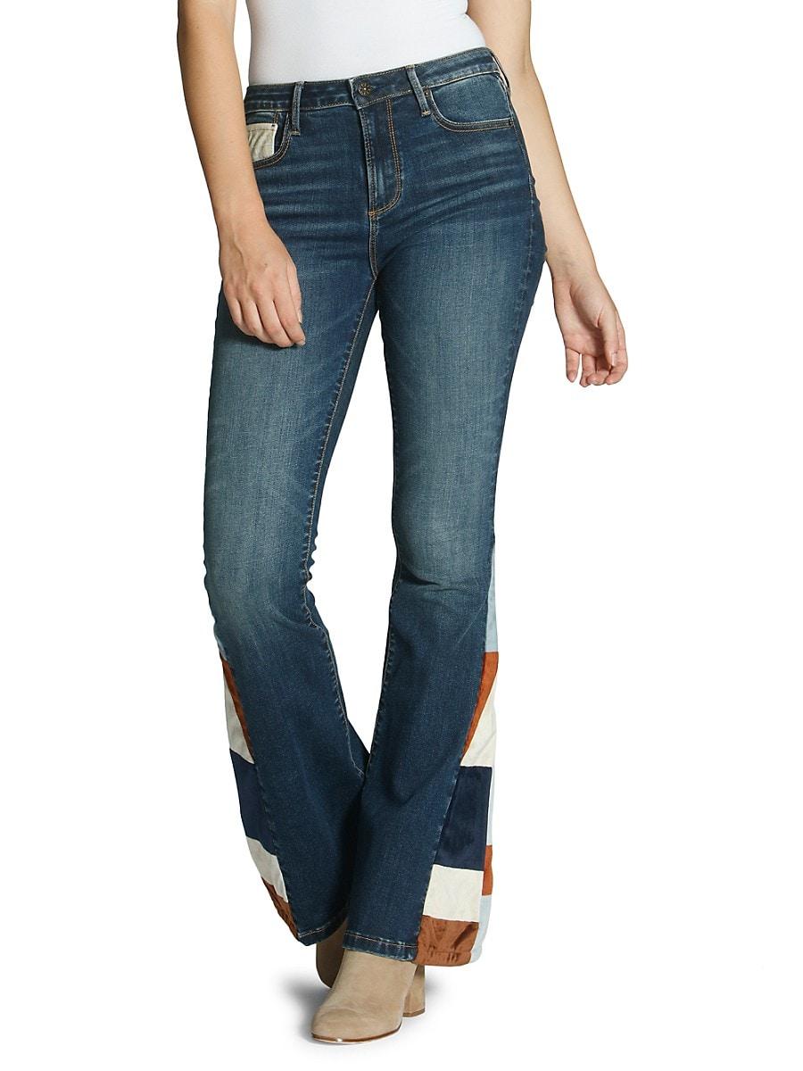 Women's Farrah Flared Jeans