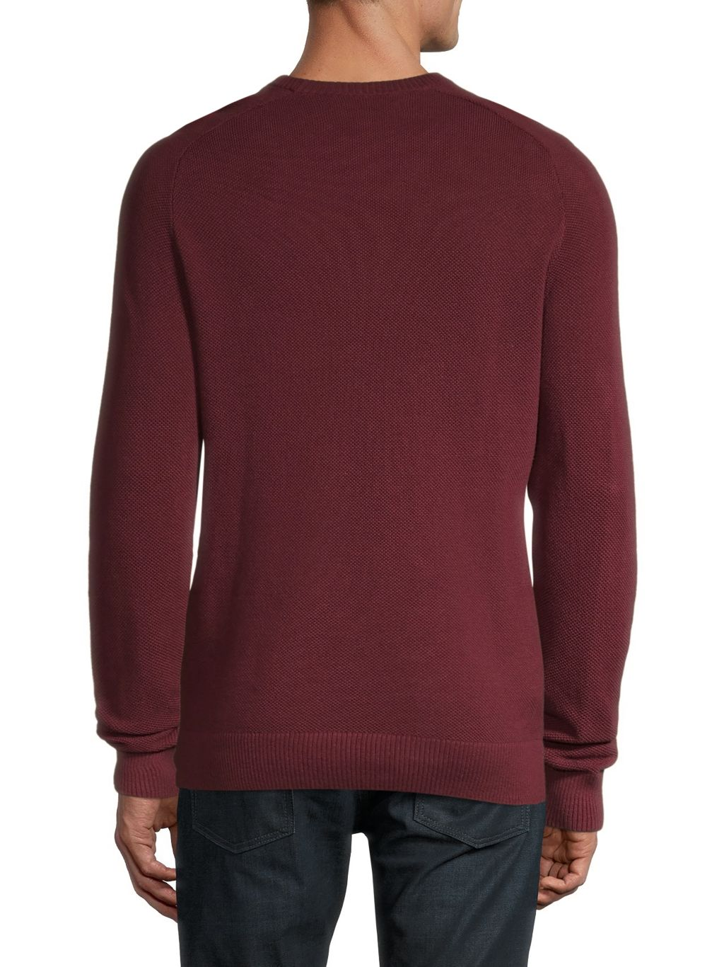 Original Penguin Crewneck Cotton Sweater