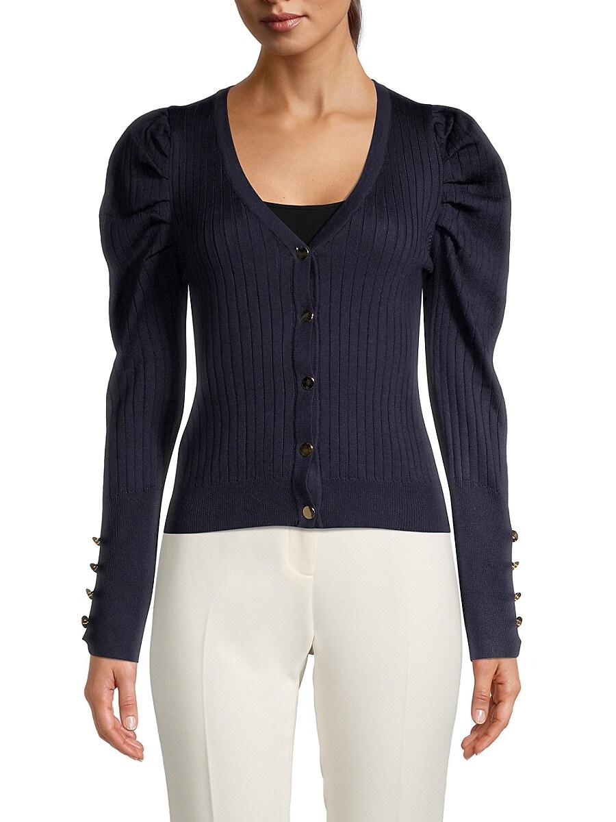 Women's Button-Front Top