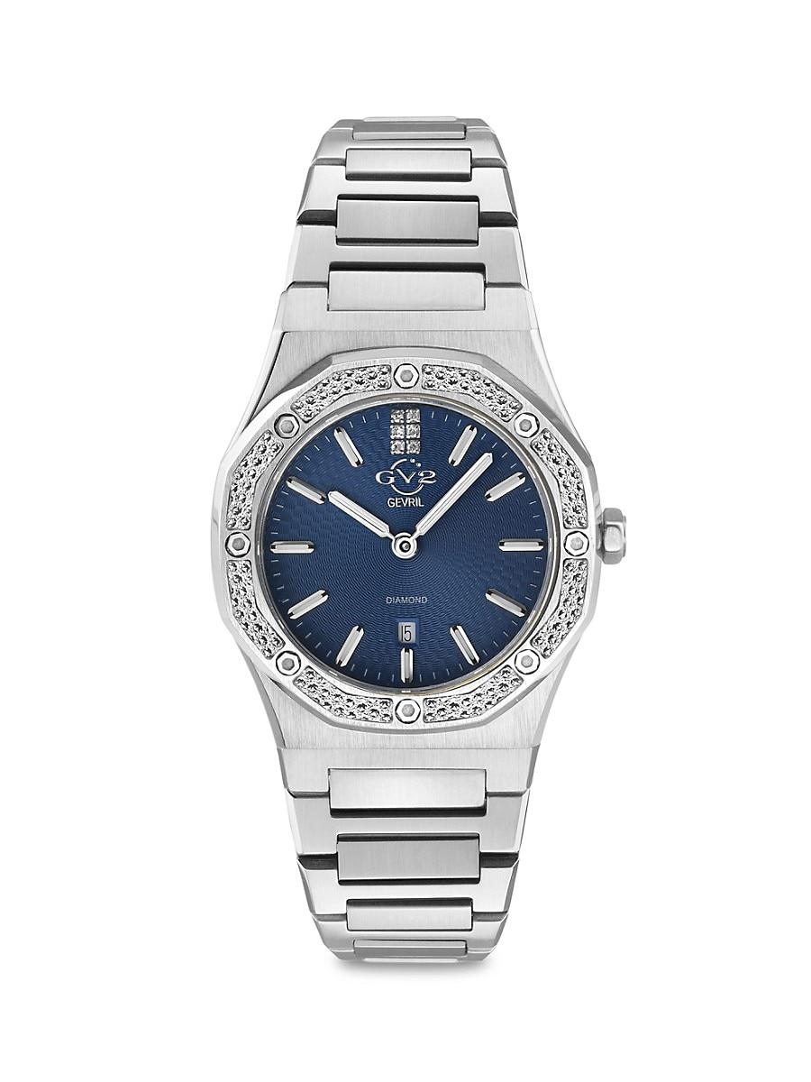 Women's Palmanova Stainless Steel & Diamond Watch
