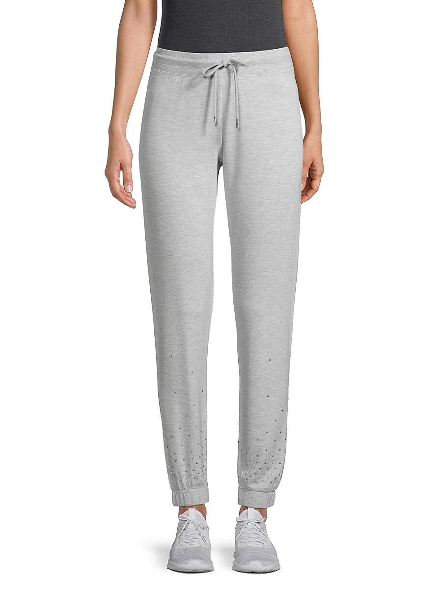 Women's Embellished Jogger Pants