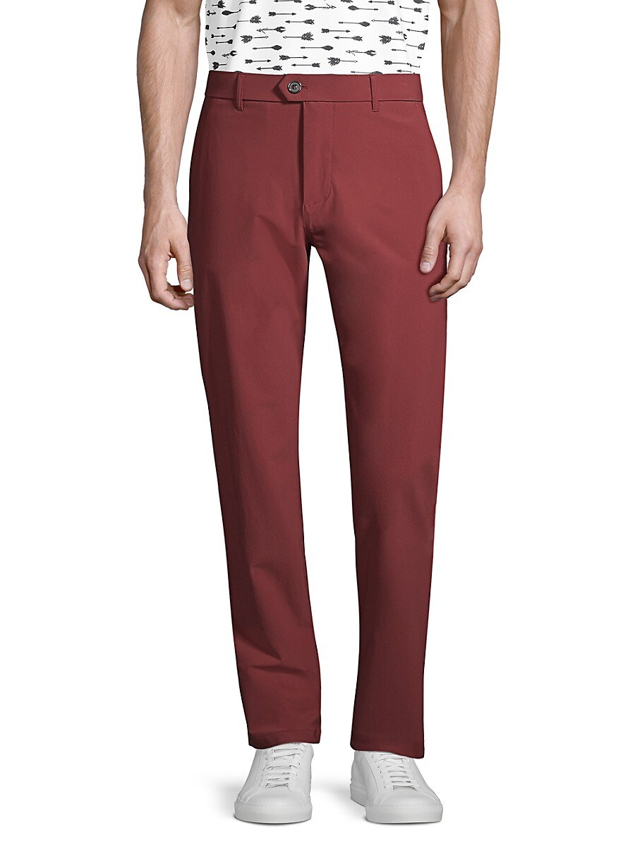 Montauk Flat-Front Trousers