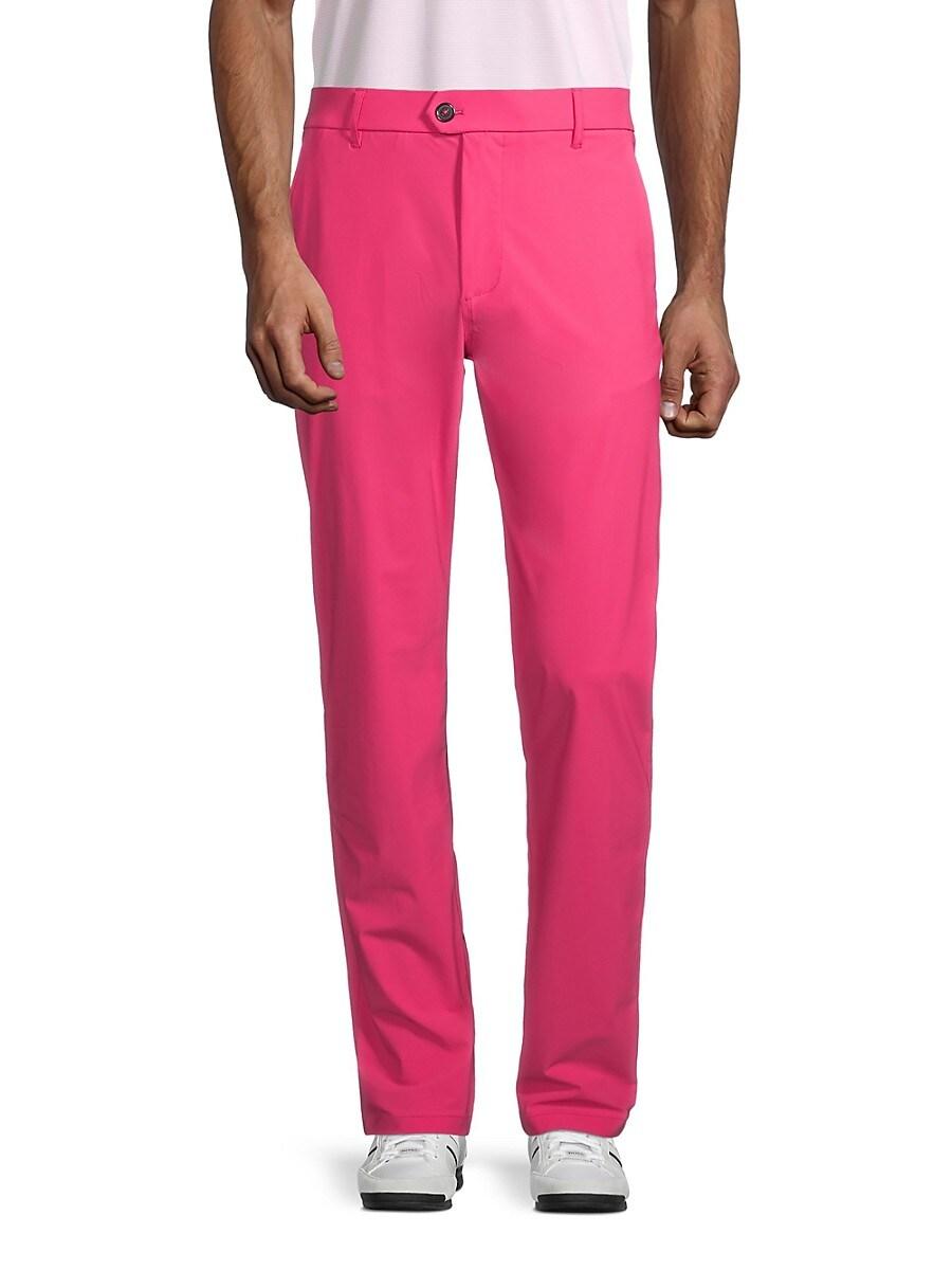 Men's Montauk Flat-Front Trousers