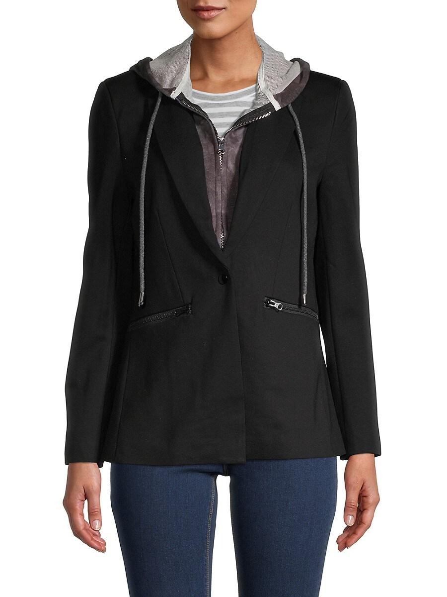 Women's 2-in-1 Hoodie Jacket