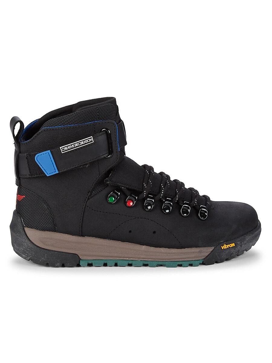 Men's Baretto Lace-Up Boots