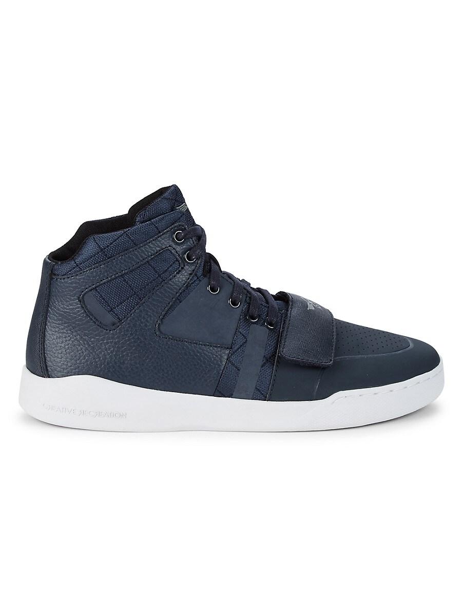 Men's Manzo High-Top Sneakers