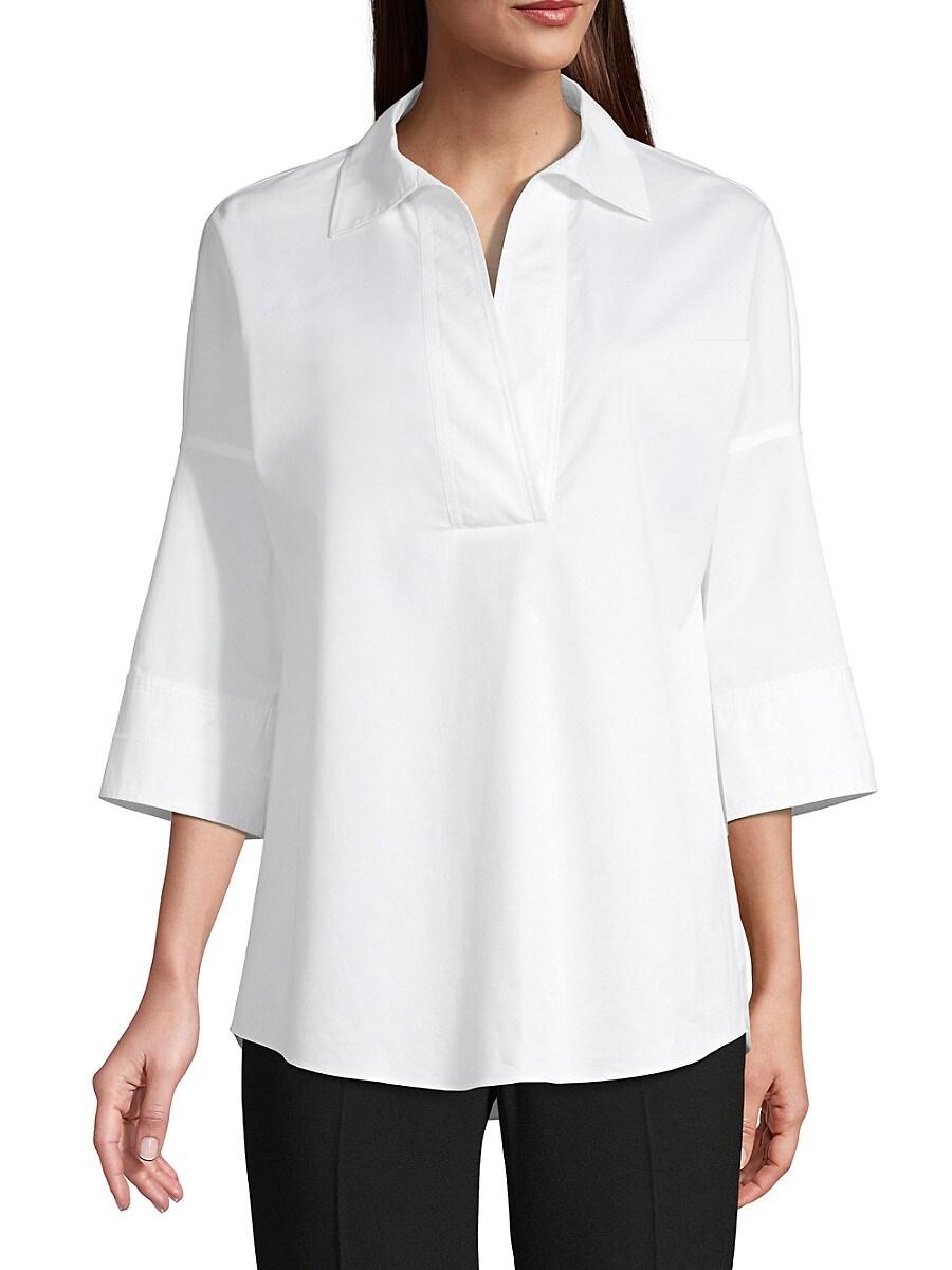 Women's Meaghan Poplin Shirt