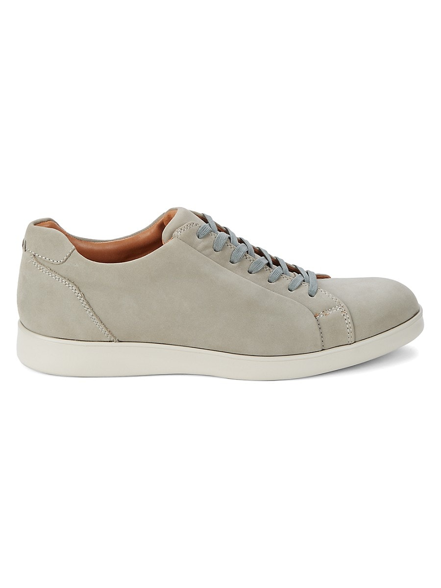 Men's Ryder Suede Lace-Up Sneakers