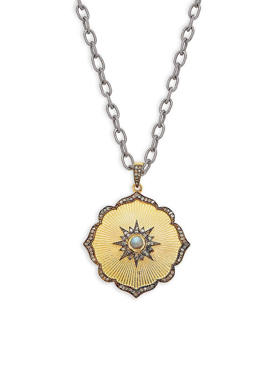 Women's Goldplated Sterling Silver