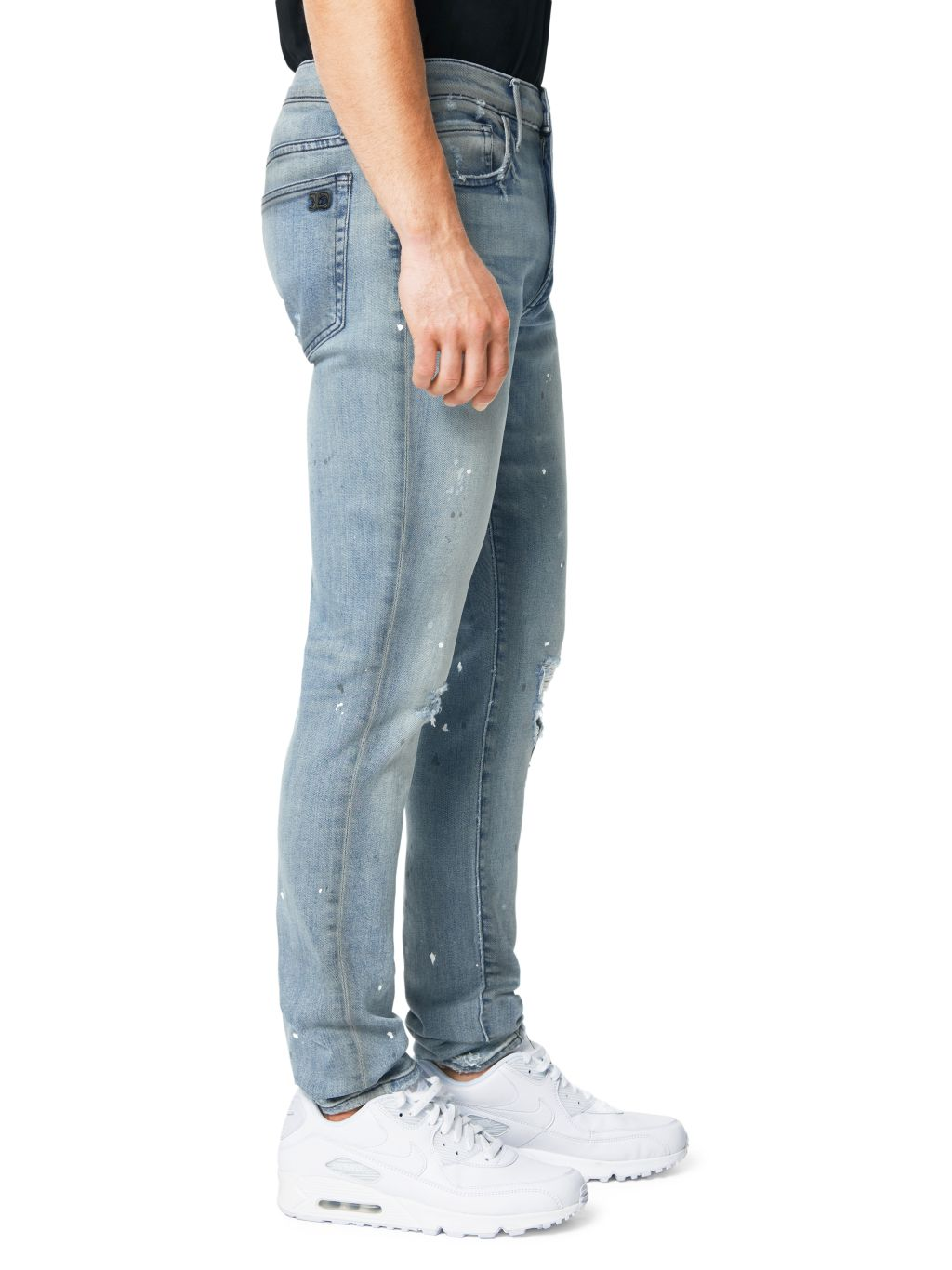 Joe's Jeans The Asher Distressed Jeans