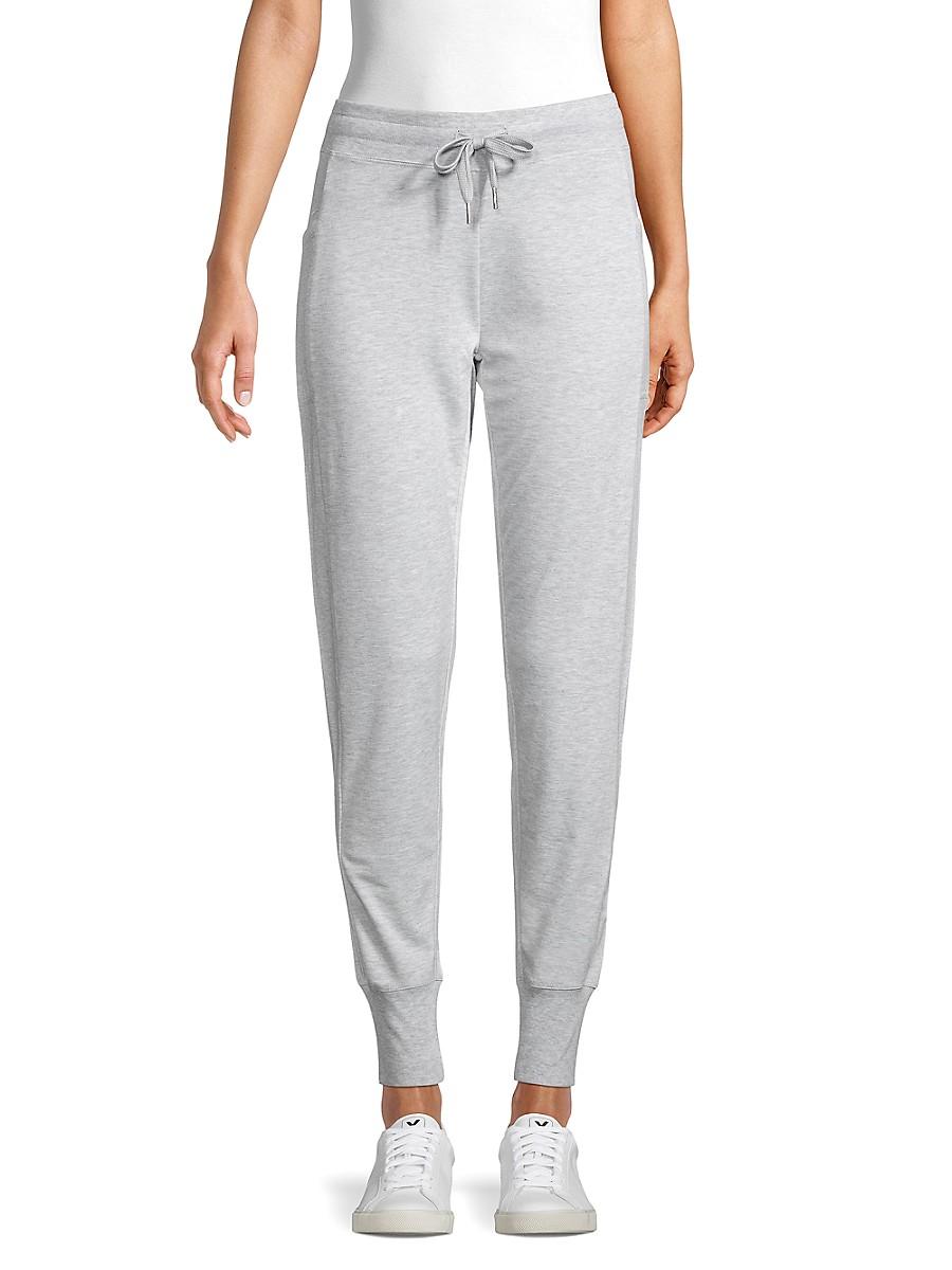 Women's Heathered Jogger Pants