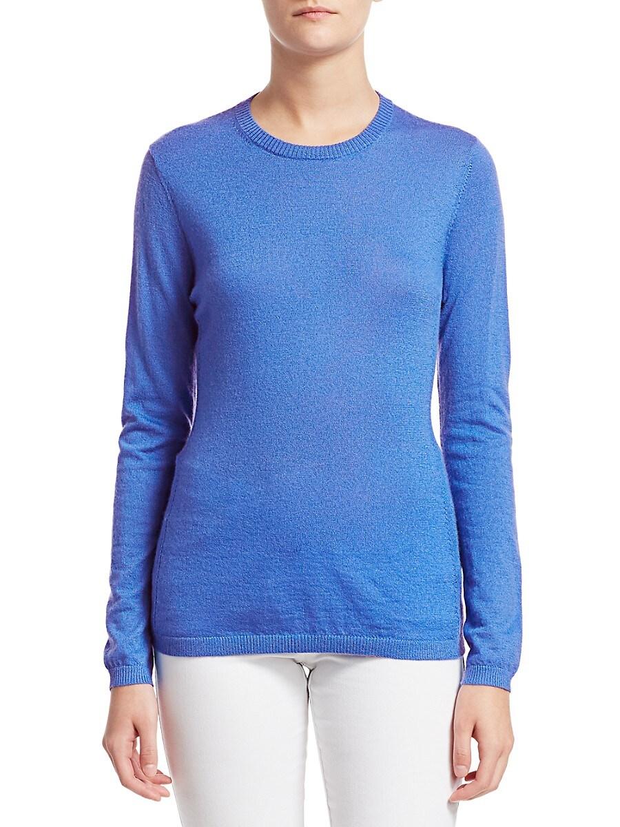 Women's Saffara Cashmere Crewneck Sweater