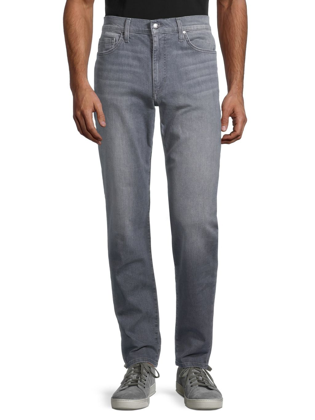 Joe's Jeans Low-Rise Relaxed Slim-Fit Jeans